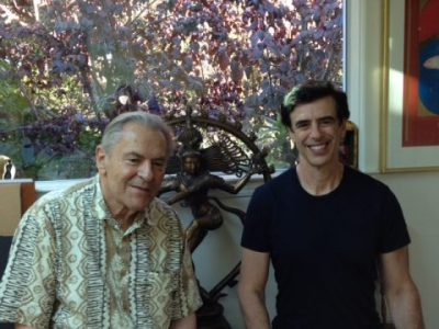Stan Grof, Michael Stone, Los Angeles California Holotropic Breathwork Workshops